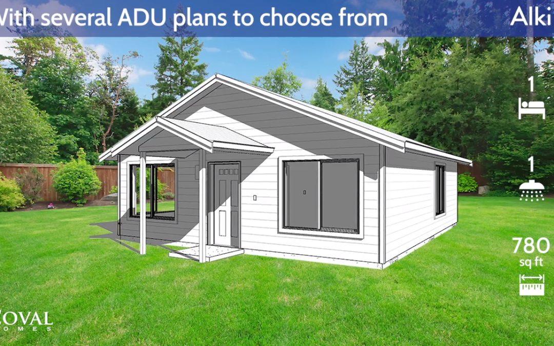 Introducing Our New ADU Line of Comfortable Backyard Living