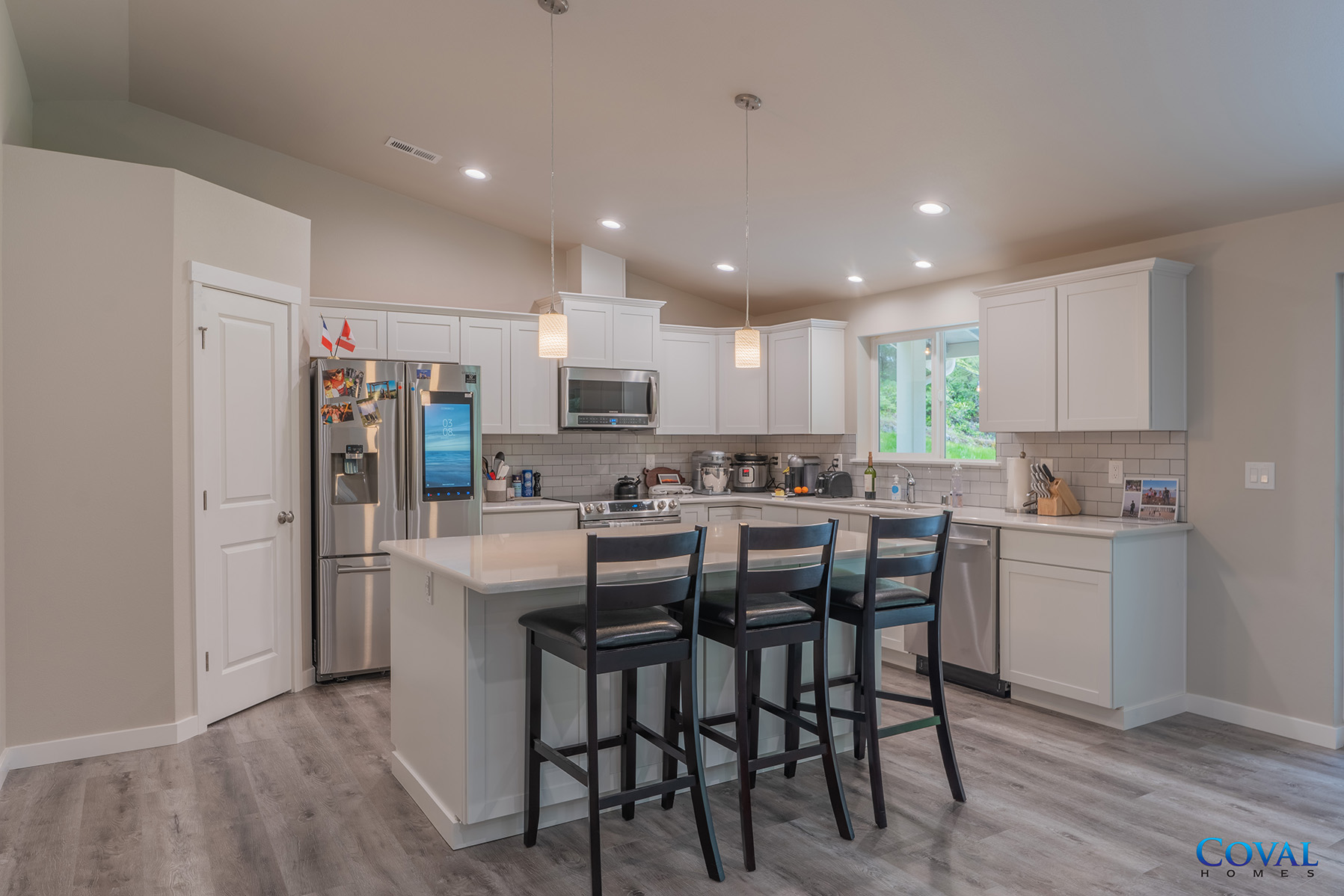 Coval Madrona - 2214 SqFt - 4 Bed - 2.5 Bath - 1-Story