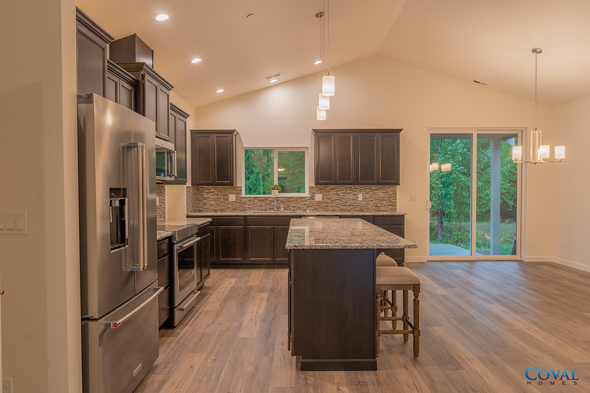 Coval Homes - On Your Lot Builder