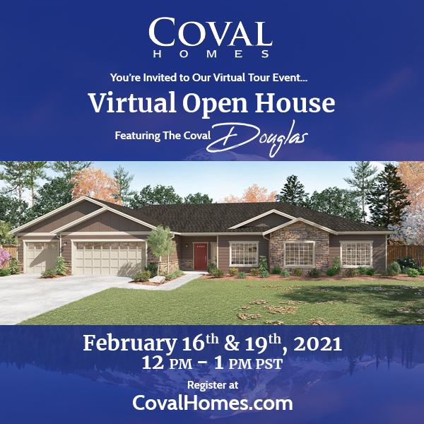 The Coval Douglas — Virtual Tour