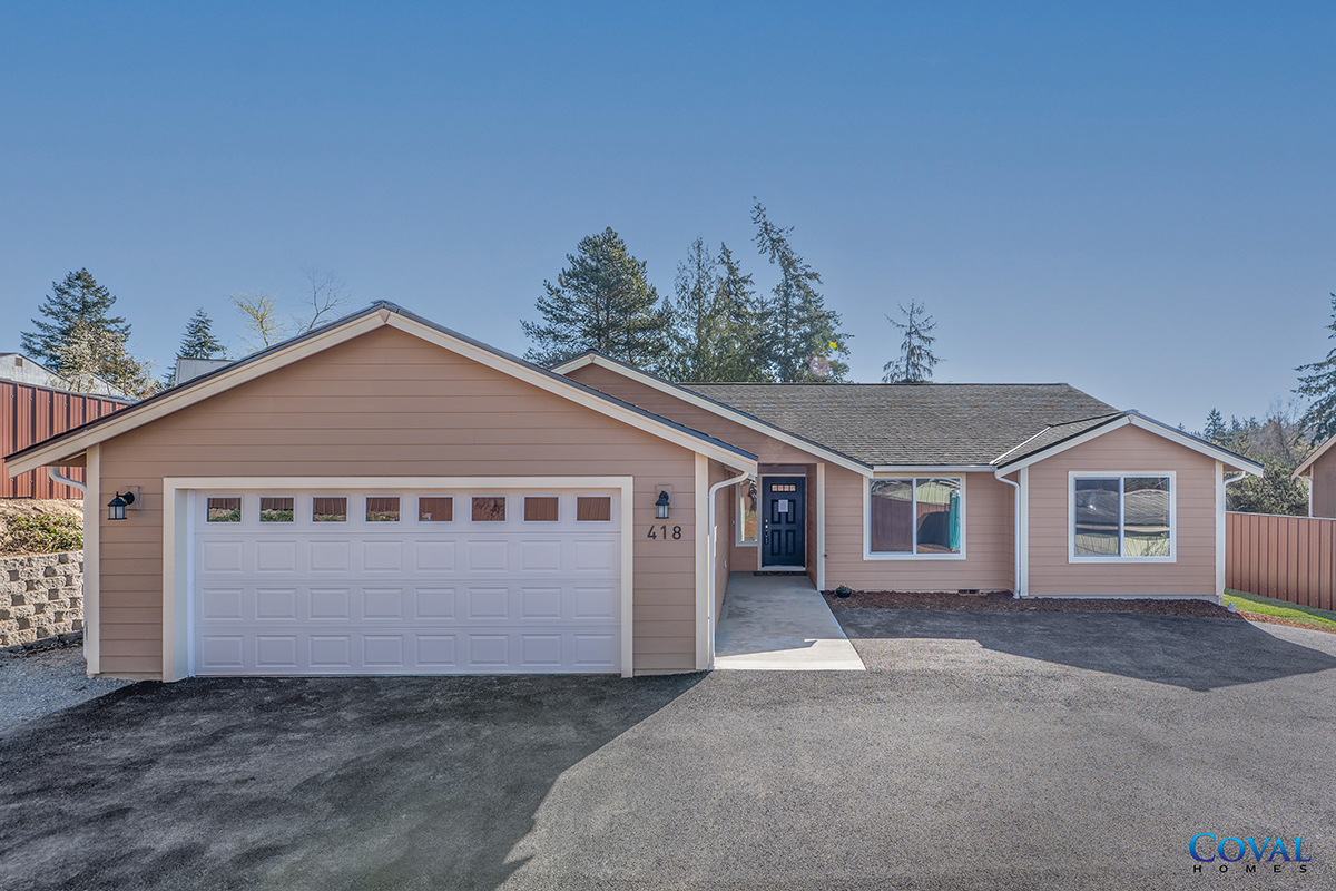 Coval Fircrest - 1662 SqFt - 3 Bed - 2 Bath - 1-Story