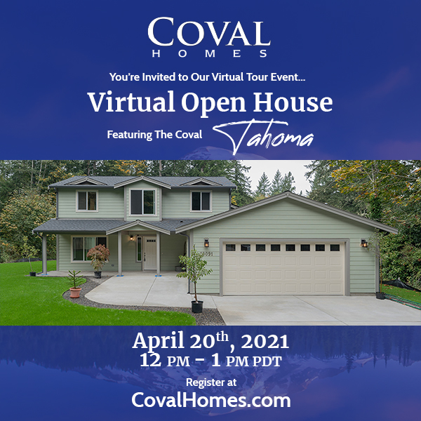The Coval Tahoma — Virtual Open House