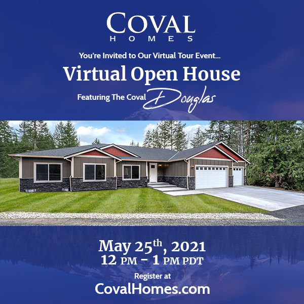 A Fully Upgraded Coval Douglas — Virtual Open House
