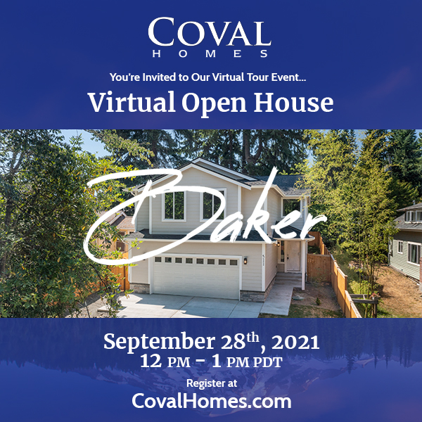 The Coval Baker — Virtual Open House